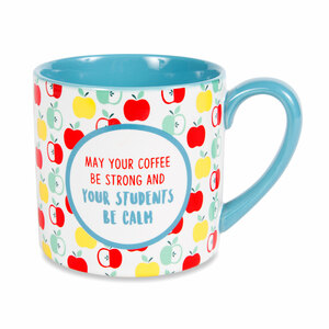 Coffee be Strong by Livin' on the Wedge - 15 oz Mug