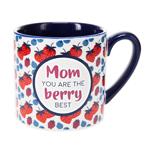 Mom by Livin' on the Wedge - 15 oz Mug
