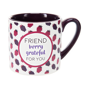 Friend by Livin' on the Wedge - 15 oz Mug