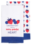 Berry Grateful  by Livin' on the Wedge -