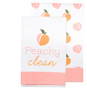 Peachy Clean by Livin' on the Wedge -