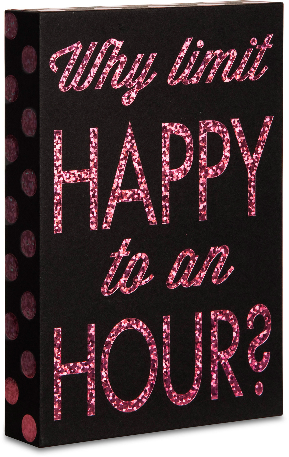 "Happy Hour by Hiccup - Happy Hour - 4"" x 6"" Plaque"