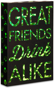 "Great Friends by Hiccup - 4"" x 6"" Plaque"