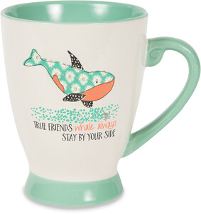 Friends by Seaside Bloom - 18 oz Cup