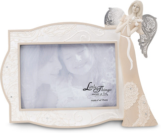 "Special Memories by Little Things Mean A Lot - 9.5""x7.75"" Frame with Angel"
