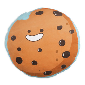 "Cookie by Late Night Snacks - 18.5"" Character Pillow"
