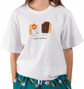 S'mores by Late Night Snacks - M Unisex T-Shirt