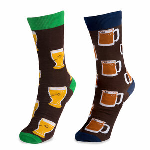 Beer by Late Night Last Call - S/M Unisex Socks