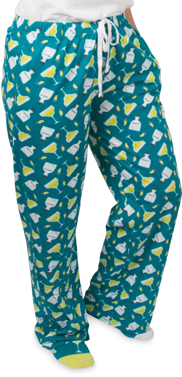 Margarita  by Late Night Last Call - Margarita  - XS Teal Unisex Lounge Pants
