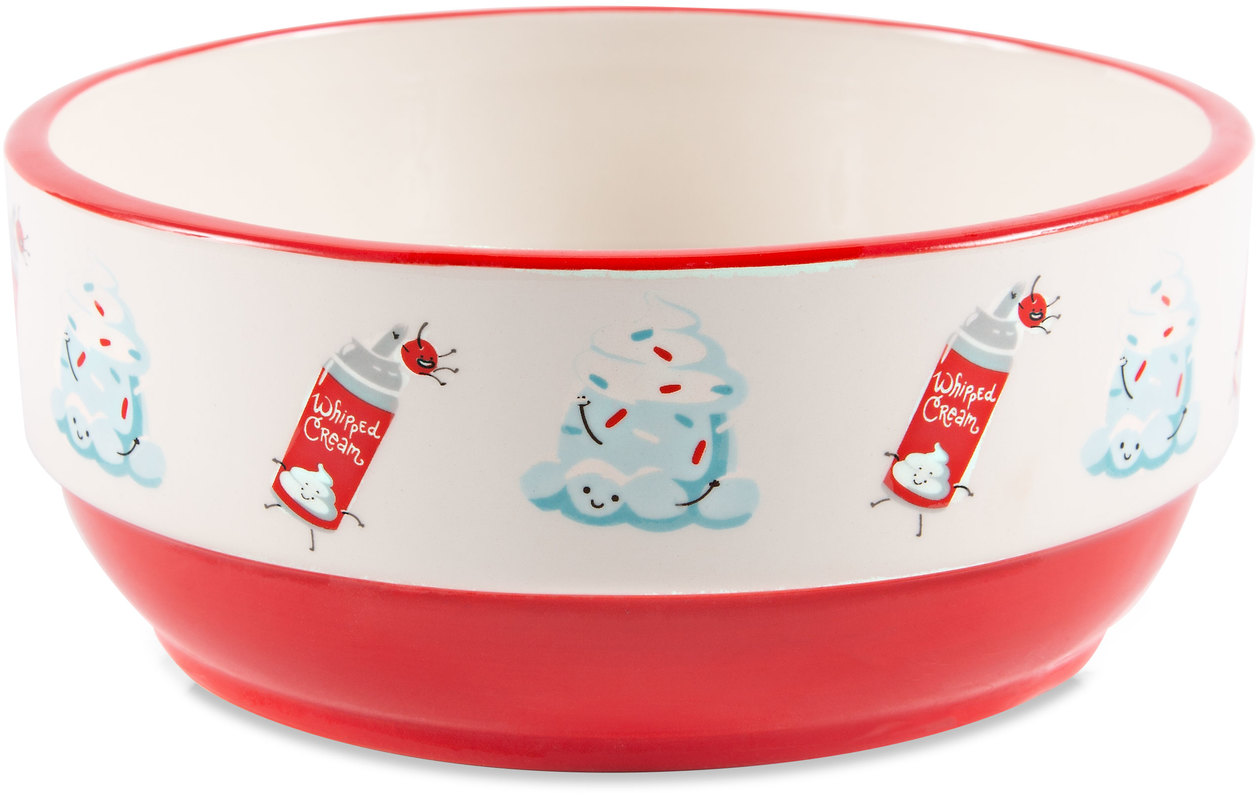 "Sundae by Late Night Snacks - Sundae - 6"" Snack Bowl"
