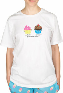 Cupcakes by Late Night Snacks - M Unisex T-Shirt