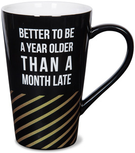 Better to Be by Girlfinds - 18 oz. Mug