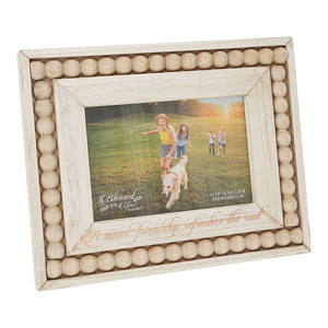 "Friendship by Blessed by You - 9.25"" x 7.25"" Frame (Holds 6"" x 4"" Photo)"