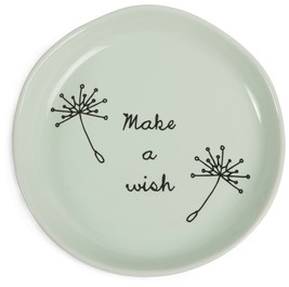 "Make a Wish by Dandelion Wishes - 4.5"" Keepsake Dish"