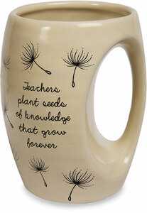 Teacher by Dandelion Wishes - 16oz. Mug