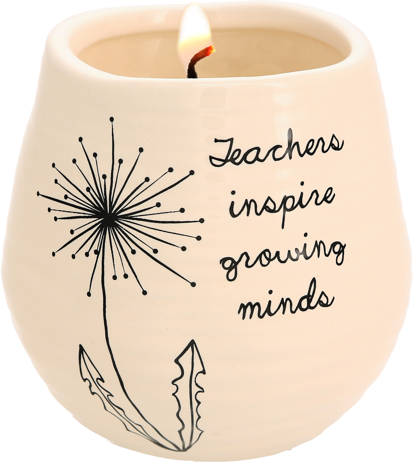 Teacher by Dandelion Wishes - Teacher - 8 oz - 100% Soy Wax Candle Scent: Serenity