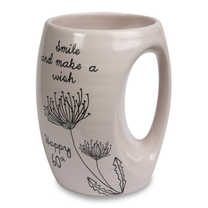 60th by Dandelion Wishes - 16oz. Mug