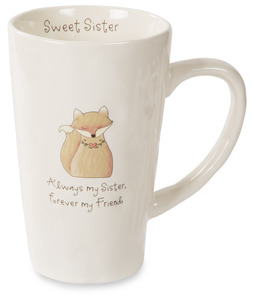 Sister by Heavenly Woods - 18 oz Mug