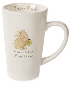 Friend by Heavenly Woods - 18 oz Mug