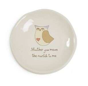 "Mother by Heavenly Woods - 4.25"" Keepsake Dish"