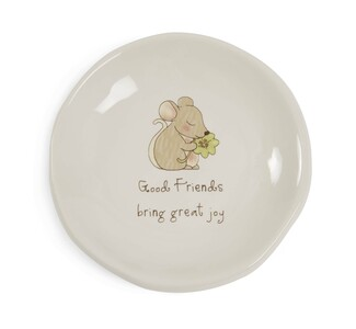 "Friend by Heavenly Woods - 4.25"" Keepsake Dish"