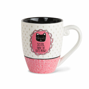 Sister by It's Cats and Dogs - 20 oz. Cup