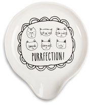 "Purrfection by It's Cats and Dogs - 5"" Spoon Rest"