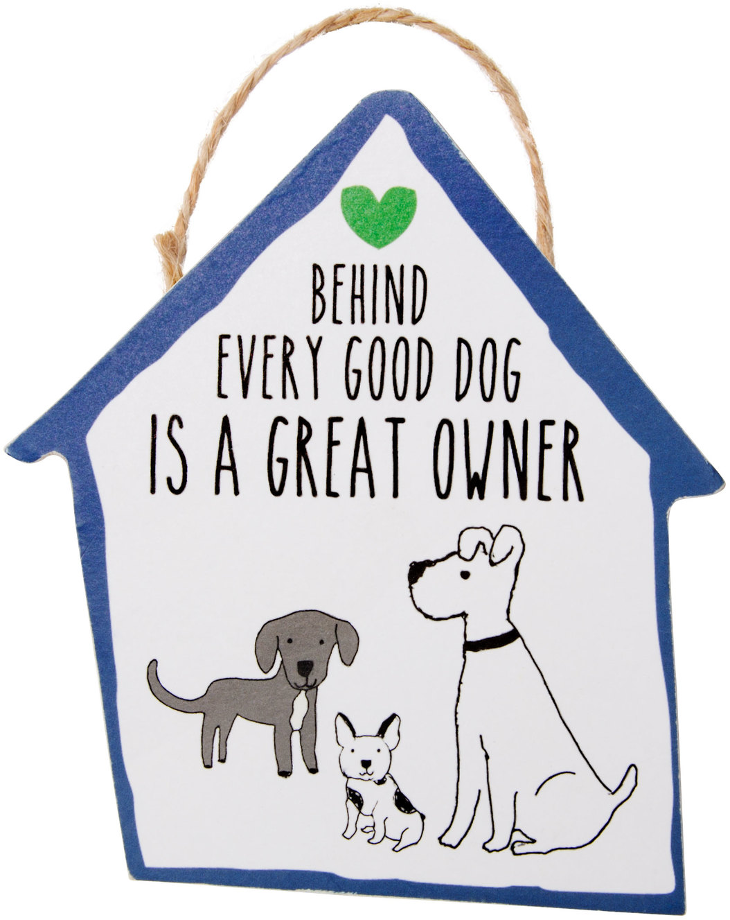 "Dog Owner by It's Cats and Dogs - Dog Owner - 4"" Ornament with Magnet"