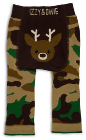Camouflage Deer by Izzy & Owie - 6-12 Month Baby Leggings