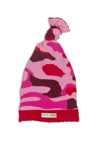 Pink Camouflage  by Izzy & Owie - One Size Fits All Baby Hat