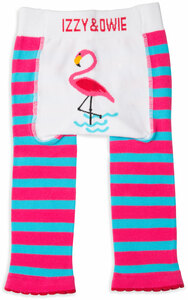 Pink Flamingo by Izzy & Owie - 12-24 Months Baby Leggings