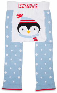 Winter Penguin by Izzy & Owie - 12-24 Months Baby Leggings