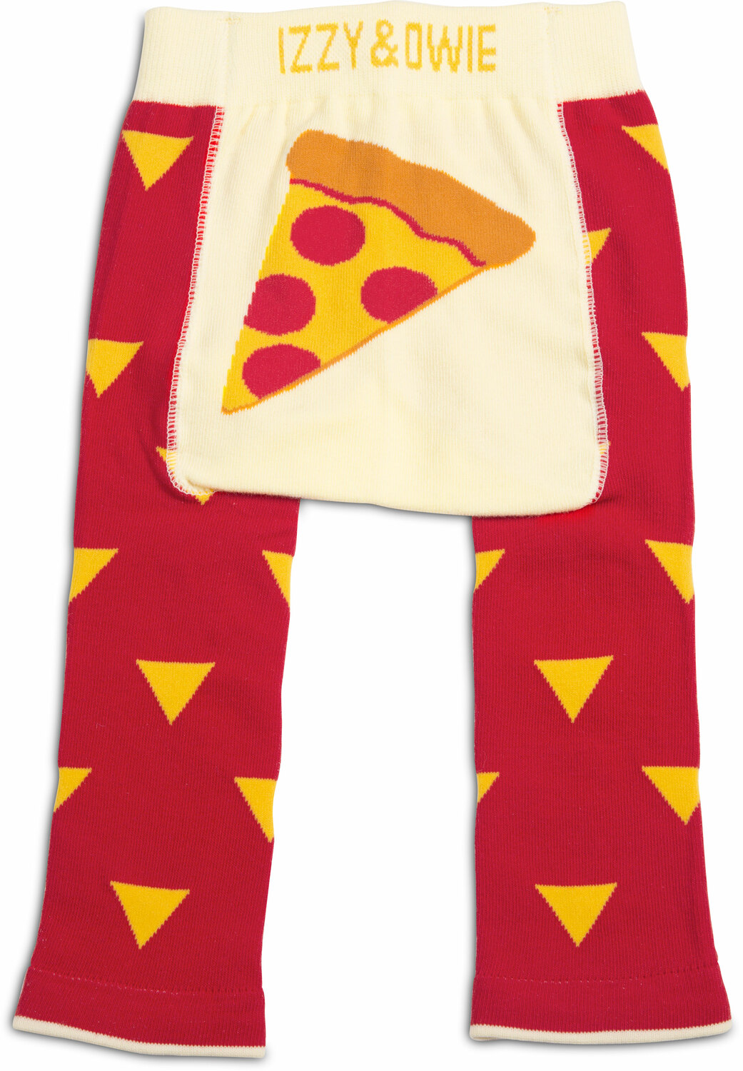 9a859876c Red and Orange Pizza, 6-12 Months Baby Leggings - Izzy & Owie - Pavilion