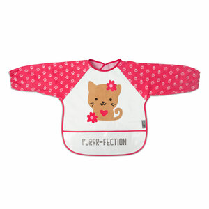 Pink Kitty by Izzy & Owie - One Size Fits All Toddler Smock