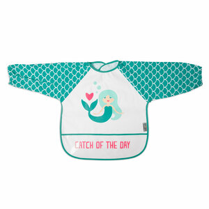 Seafoam Mermaid by Izzy & Owie - One Size Fits All Toddler Smock