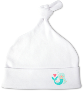 Mermaid by Izzy & Owie - 0-3 Months Baby Beanie