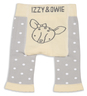 Soft Yellow Deer by Izzy & Owie -