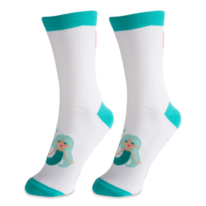 Mermaid by Izzy & Owie - S/M Unisex Socks