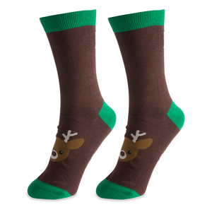 Deer by Izzy & Owie - S/M Unisex Socks