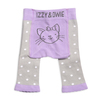 Soft Lavender Kitty by Izzy & Owie -