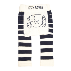 Dog by Izzy & Owie - 6-12 Months Baby Leggings