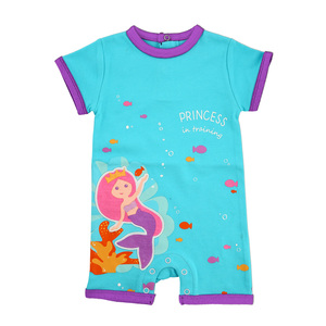 Mermaid Princess by Izzy & Owie - 6-12 Months Romper
