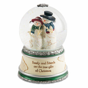 True Gifts by The Birchhearts - Musical Water Globe