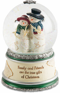 True Gifts by The Birchhearts - 100mm Musical Water Globe
