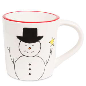 Snowman by Holiday Hoopla - 12 oz Mug