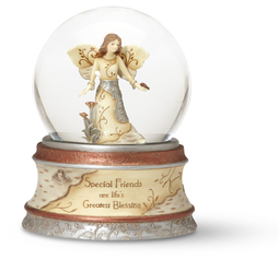 Special Friends by Elements - 100mm Water Globe