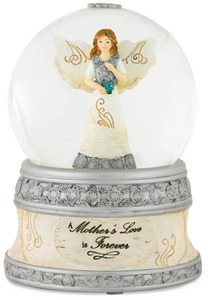 A Mother's Love by Elements - 100MM Musical Water Globe