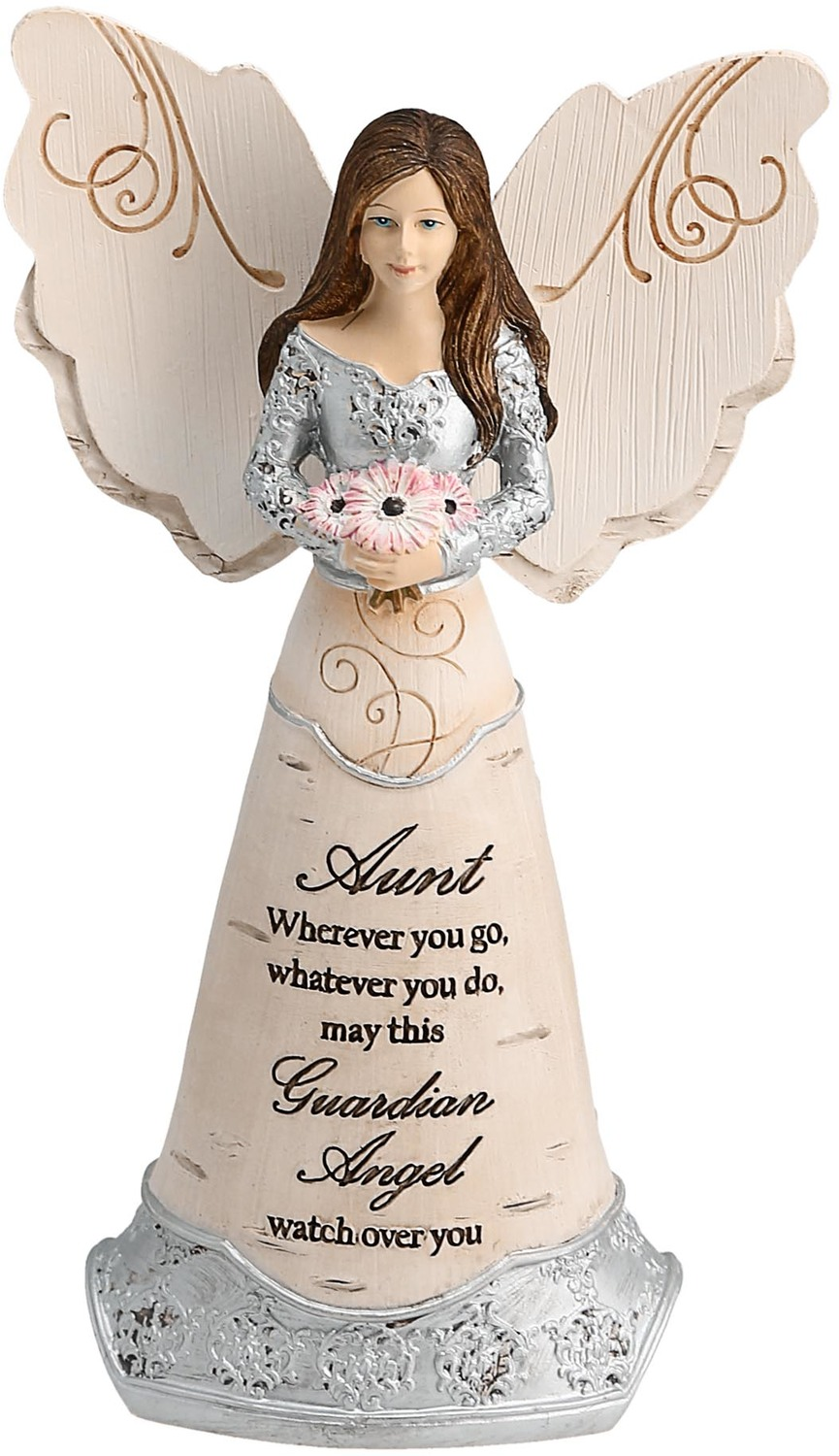 "Aunt Guardian  Angel by Elements - Aunt Guardian  Angel - 6"" Guardian Angel"