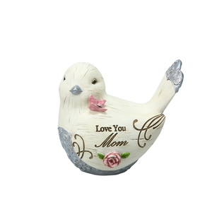 "Mom by Elements - 3.5"" Bird Figurine"