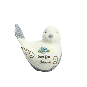 "Nana by Elements - 3.5"" Bird Figurine"